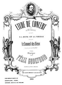 Étude De Concert - Download -  Félix Godefroid