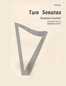 Two Sonatas - Domenico Scarlatti / Stephanie Curcio