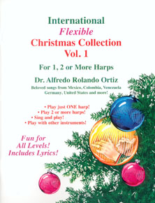 International (Flexible) Christmas Collection Vol. 1 - Dr Alfredo Rolando Ortiz