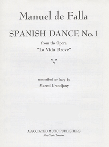 Spanish Dance No. 1 from the Opera La Vida Breve - Manuel de Falla