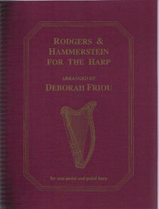 Rodgers & Hammerstein For the Harp - Arranged by Deborah Friou