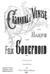 Carnaval de Venise Op. 184 - Download - Félix Godefroid