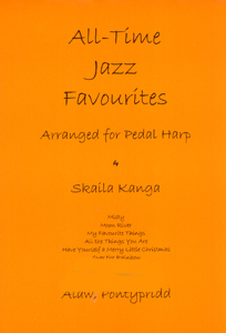 All Time Jazz Favourites - Arranged by Skaila  Kanga