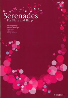 Serenades For Flute and Harp 1 Arranged by Meinir Heulyn