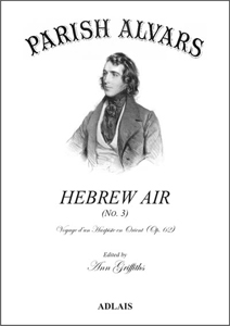 Hebrew Air - (Op.62 No.3) - Parish Alvars Edited by Ann Griffiths