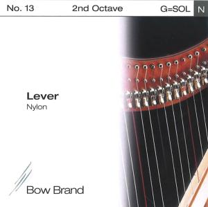 2ND OCTAVE G LEVER NYLON