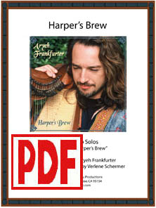 Harper's Brew Celtic Harp Solos - Download - Aryeh Frankfurter