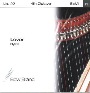 4TH OCTAVE E LEVER NYLON