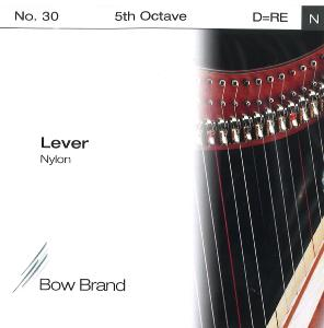 5TH OCTAVE D LEVER NYLON