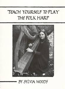 Teach Yourself To Play The Folk Harp - Download - Sylvia Woods