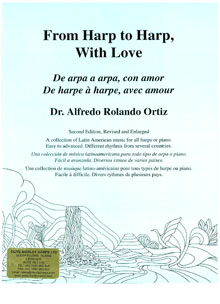 From Harp to Harp, With Love - Dr. Alfredo Rolando Ortiz