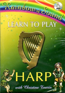 Learn to Play Harp 2 with Christina Tourin DVD