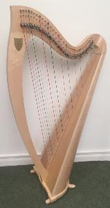 Ogden 34 lever harp by Lyon & Healy