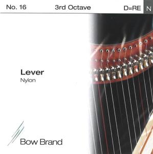 3RD OCTAVE D LEVER NYLON