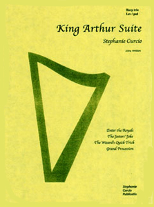 King Arthur Suite (Trio) - Stephanie Curcio