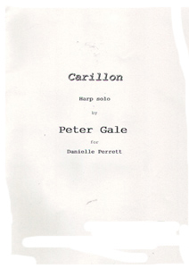 Carillon: Harp Solo - Peter Gale