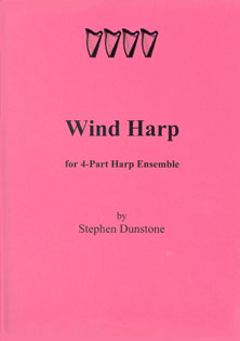 Wind Harp for 4 Part Harp Ensemble - Stephen Dunstone
