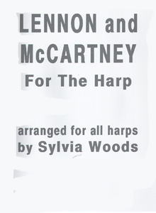 Lennon And McCartney For the Harp - Sylvia Woods