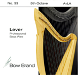 6TH OCTAVE E PROFESSIONAL LEVER WIRE BOW BRAND