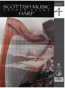Scottish Music Harp Graded Exams for Harp - Grade 4