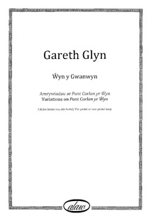 Variations on Pant Corlan yr Wyn for Two Harps - Gareth Glyn