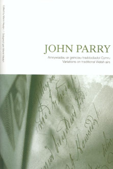 Variations on Traditional Welsh Airs - John Parry / Edited by Meinir Heulyn