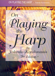 On Playing the Harp 2nd Edition - Yolanda Kondonassis