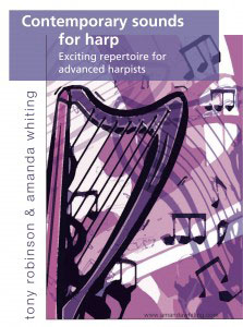 Contemporary Sounds for the Harp - Tony Robinson and Amanda Whiting
