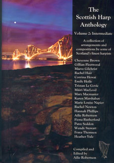 The Scottish Harp Anthology (Intermediate) - Ailie Robertson
