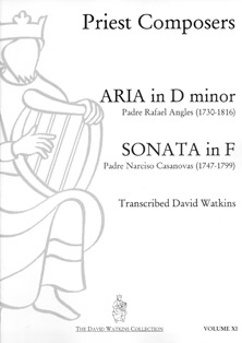 Priest Composers - Transcribed by David Watkins
