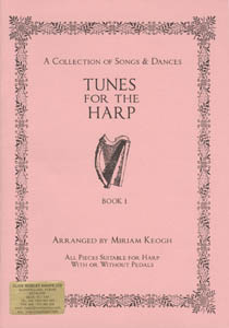 Tunes for the Harp Book 1 - Miriam Keogh