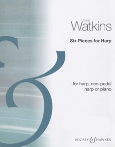 Six Pieces for Harp - David Watkins