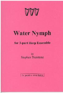NEW Water Nymph for 3-Part Harp Ensemble - Stephen Dunstone