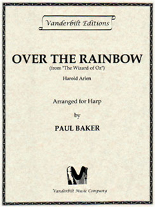Over The Rainbow - Harold Arlen (Arr. Baker)