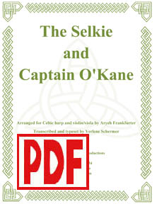 The Selkie and Captain O'Kane - Download - by Aryeh Frankfurter