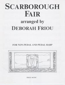 Scarborough Fair - Arranged by Deborah Friou
