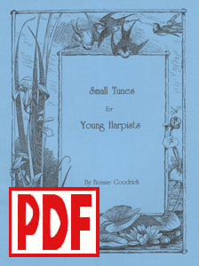 Small Tunes For Young Harpists - Download - Bonnie Goodrich