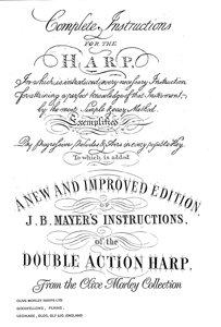 Complete Instruction for Harp - Mayer