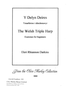 The Welsh Triple Harp - Download - Eleri Rhiannon Darkins
