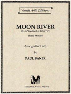 Moon River - Henry Mancini - Arranged Baker