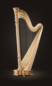 Style 23 Pedal Harp