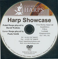 Morley Harps DVD Showcase