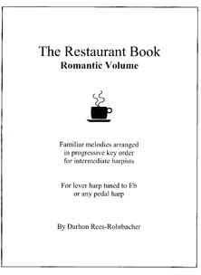 The Restaurant Book: Romantic Volume - Darhon Rees-Rohrbacher