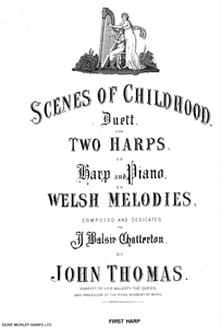 Scenes of Childhood - John Thomas