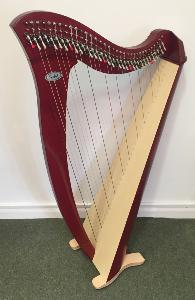 Mia 34 Mahogany L40245 - In Stock