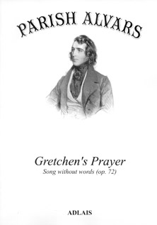 Gretchen's Prayer: Song Without Words Op. 72 - Elias Parish Alvars