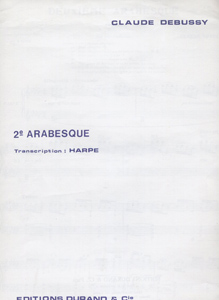 Arabesque No. 2 - Claude Debussy