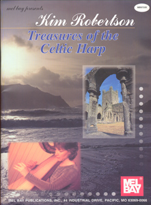 Treasures Of The Celtic Harp - Kim Robertson