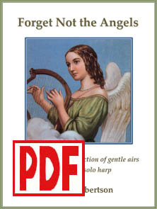 Forget Not the Angels  - Download - by Kim Robertson