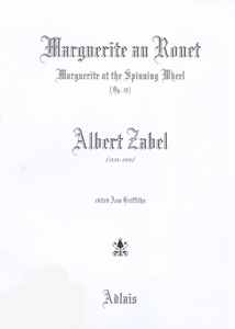 Marguerite at the Spinning Wheel Op. 19 - Albert Zabel